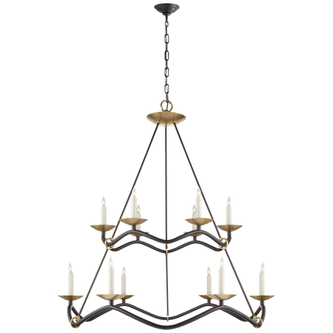 Urban Glam Chandelier