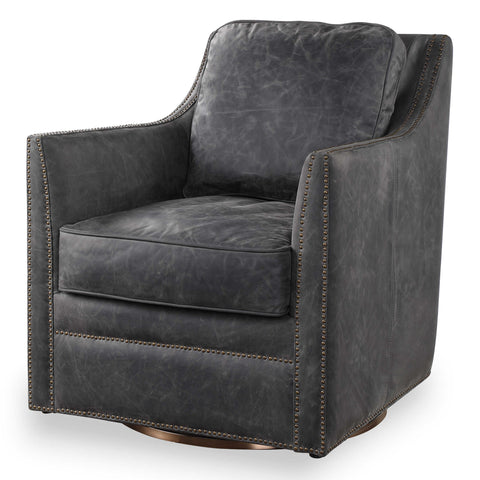 Kennsington Swivel Rocker Lounge Chair