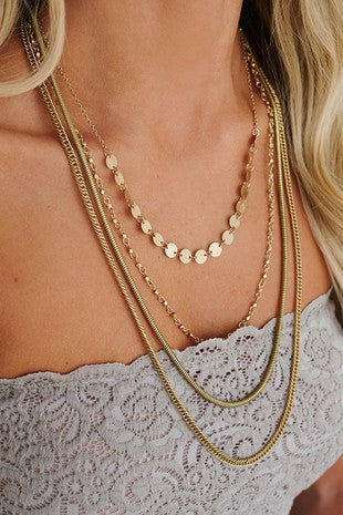 Abigail Layered Necklace