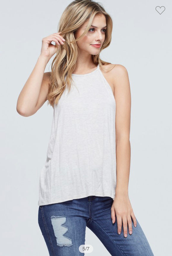 Aria Basic Tank Top