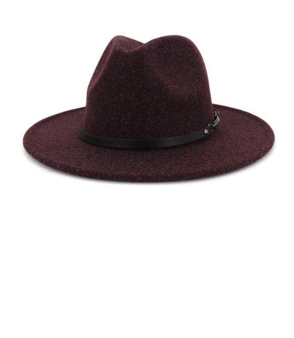 Felt Wide Brim Hat (more options)