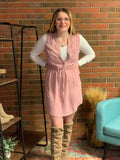 Sleeveless Flowy Dress (more options)