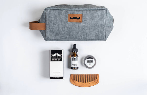 Beard Grooming Kit (more options)