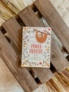 Power Prayers for Girls