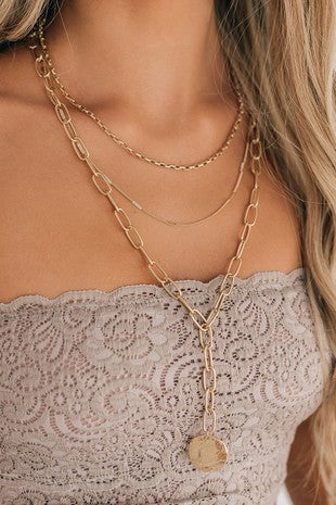 Isabella Layered Necklace