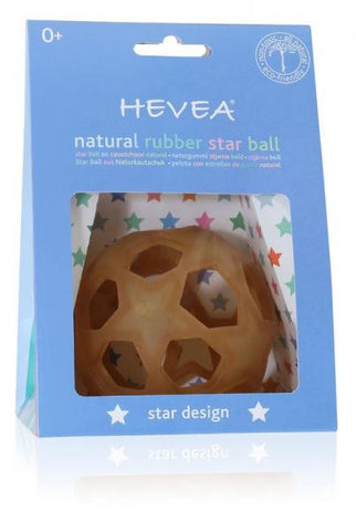 HEVEA Star Ball - Babyssimo
