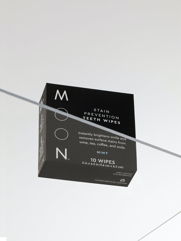 Moon Stain Prevention by Moon