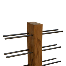 Load image into Gallery viewer, Wall Mounted 8 Bottle Wine Rack