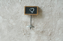 Load image into Gallery viewer, Single Blackboard Coat Hanger