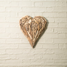 Load image into Gallery viewer, Driftwood Heart - 2 sizes available