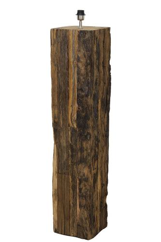 Rodeo Wood Floor Lamp