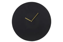 Load image into Gallery viewer, Waiwo Clock Matt Black Large