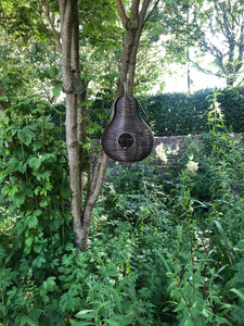 Pear Shaped Bird House