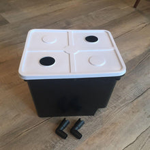 Load image into Gallery viewer, 10 Pack - Lid for 2 Hole<br>Dutch Bucket