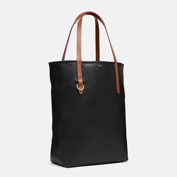 THE GRAND BELLFIELD TOTE IN PEPPERCORN