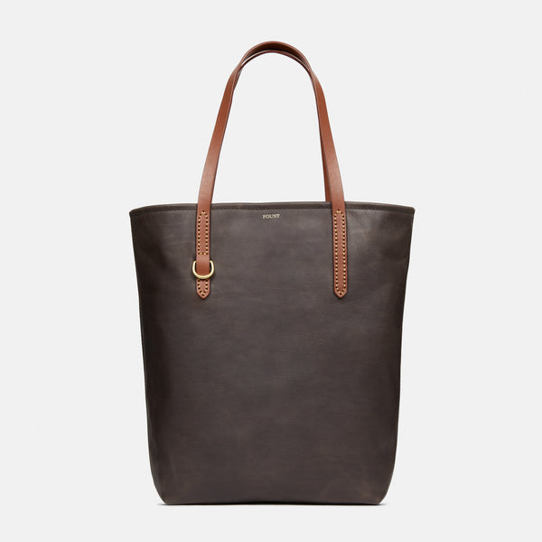 THE GRAND BELLFIELD TOTE IN WOLF