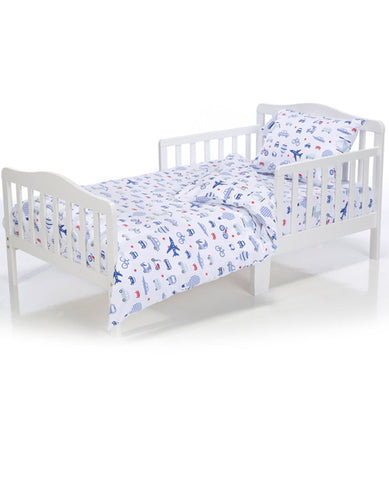 Toddler Bedding Set Transportation