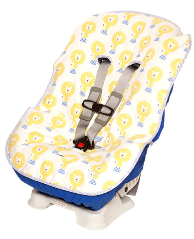 Toddler Car Seat Cover Lion