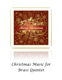 Christmas Music - Brass Quintet