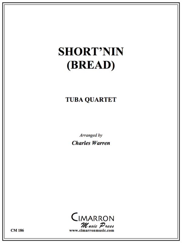 Traditional - Short'nin Bread - Tuba Quartet