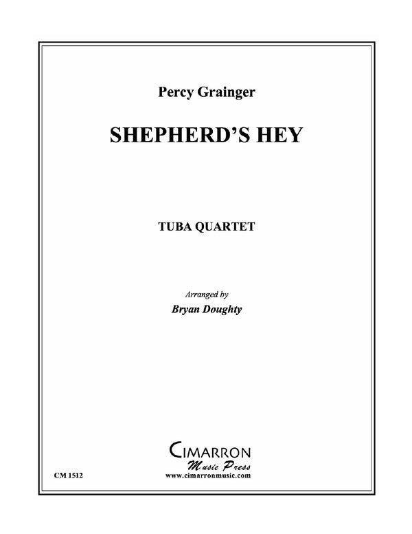 Grainger - Sheperds Hay - Tuba Quartet