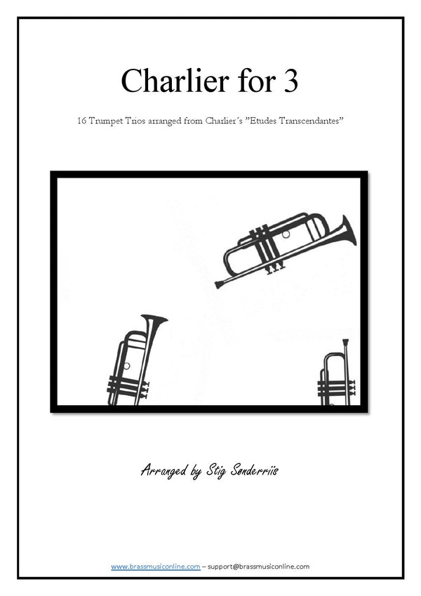 Charlier for 3 Trumpets