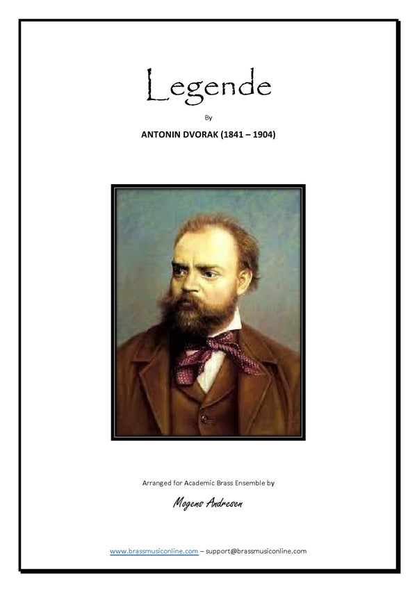 Dvorak - Legende - Academic Brass Series