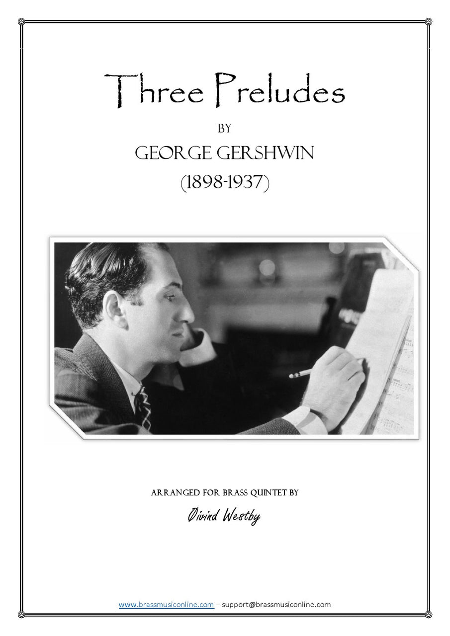 Gershwin - Three Preludes for Brass Quintet