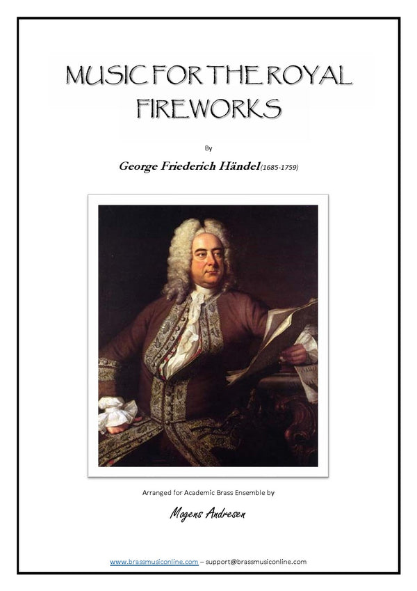 Händel - Music for the Royal Fireworks - Academic Brass Ensemble