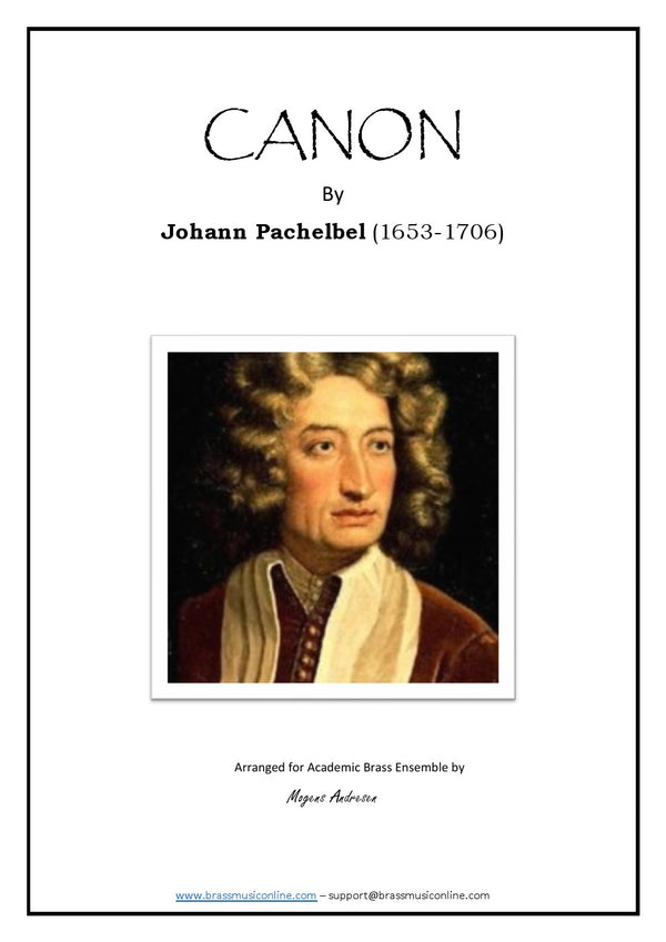 Pachelbel - Canon - ACADEMIC BRASS SERIES