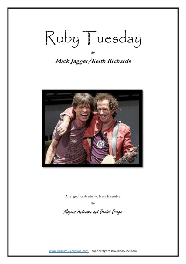 Ruby Tuesday - Academic Brass Ensemble
