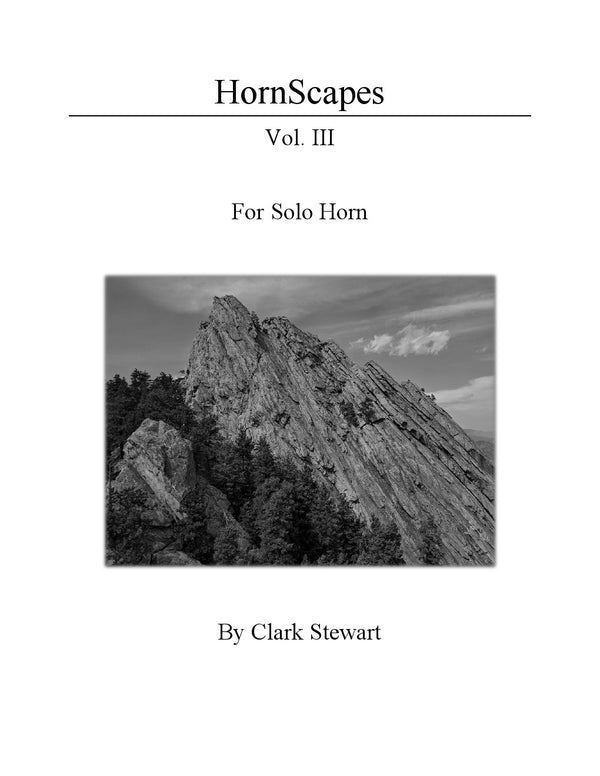 Stewart - Hornscapes Vol. 3