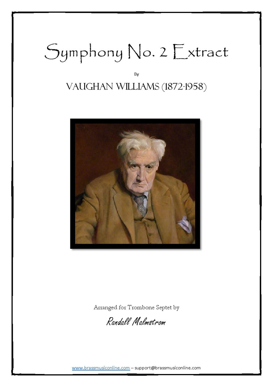 Vaughan Williams - Symphony No. 2 Extract - Trombone Septet