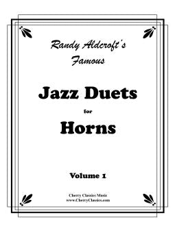 Aldcroft – 12 Famous Jazz Duets for Horns, volume 1
