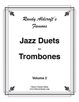 Aldcroft - 12 Famous Jazz Duets for Trombones, volume 2