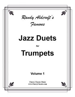 Aldcroft - 12 Famous Jazz Duets for Trumpets, volume 1