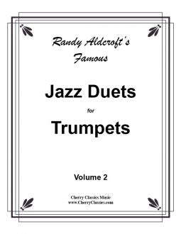 Aldcroft - 12 Famous Jazz Duets for Trumpets, volume 2