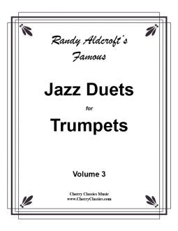 Aldcroft - 12 Famous Jazz Duets for Trumpets, volume 3