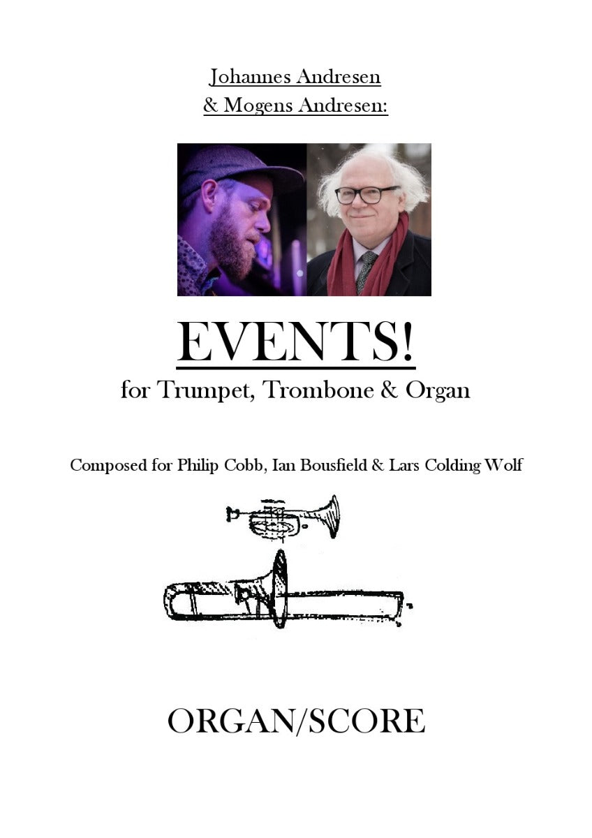 Andresen - EVENTS - Trumpet, Trombone and Organ