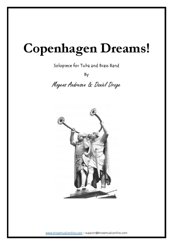 Andresen - Copenhagen Dreams - Tuba and Brass Band