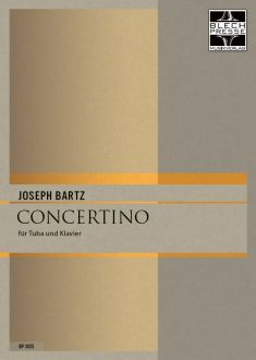 Bartz - Concertino for Tuba and piano