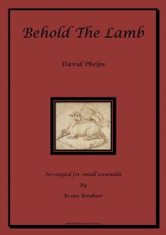 Behold The Lamb - Misc. Ensemble