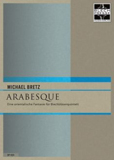 Bretz - Arabesque - Brass Quintet