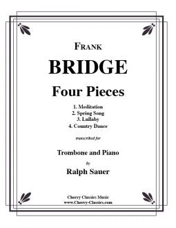 Bridge – Four Pieces for Trombone and Piano