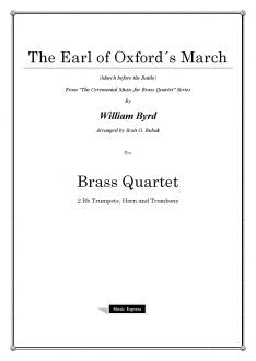 Byrd - Earl of Oxford´s March - Brass Quartet