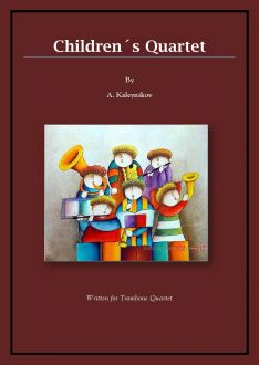 Children´s Quartet - Trombone Quartet