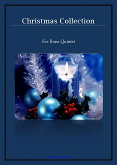 Christmas Carol Collection - Brass Quintet