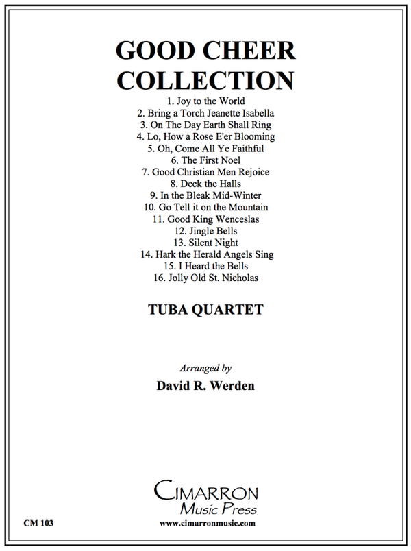 Various - Good Cheer Collection - Tuba Quartet