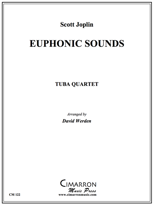 Joplin - Euphonic Sounds - Tuba Quartet