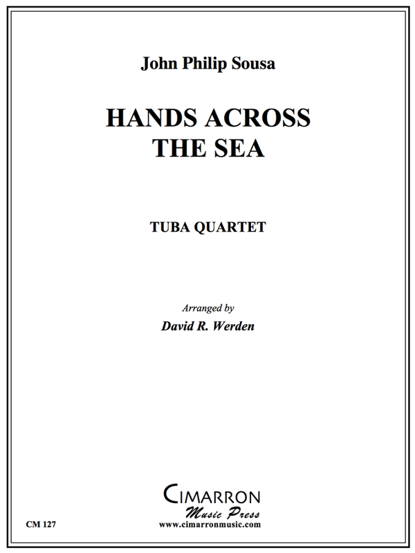Sousa - Hands across the Sea - Tuba Quartet